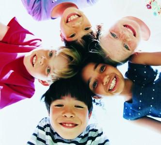 children in group