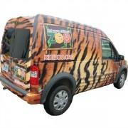 tiger zoomobile