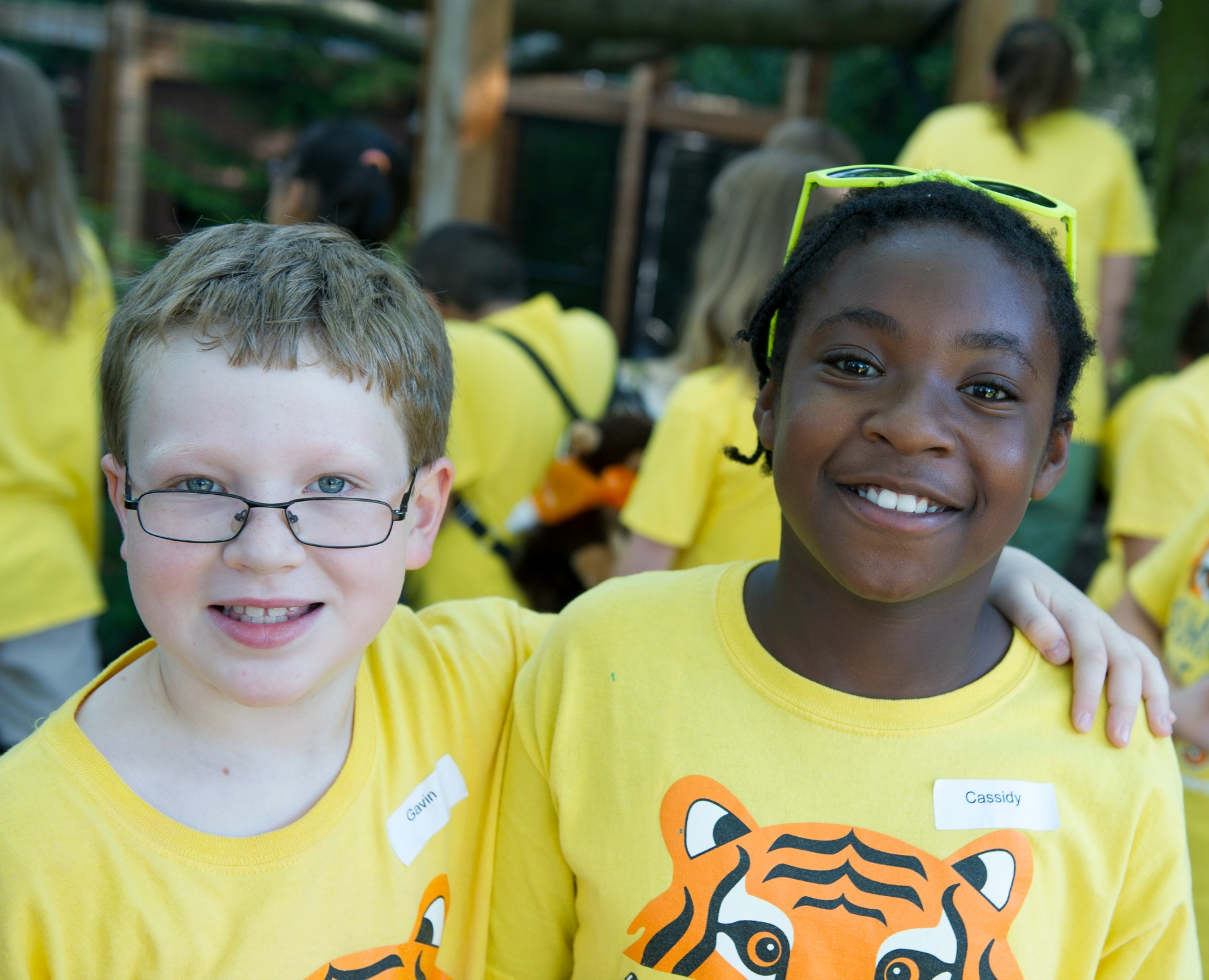 Kids for Nature Summer Camp