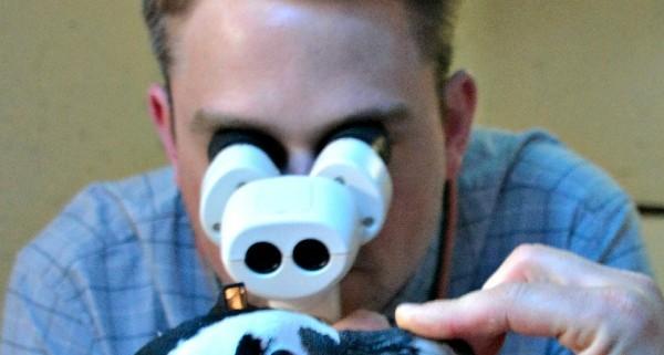 Purdue Resident Ophthalmologist Ben Bergstrom|fort wayne children's zoo