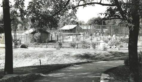 fort wayne zoo history